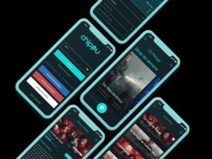 Chippu, app de recomendações de filmes
