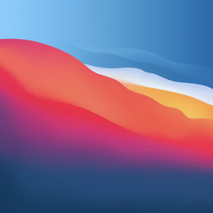 Wallpaper do macOS Big Sur