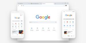 Google Chrome para desktop, iPhone e Android