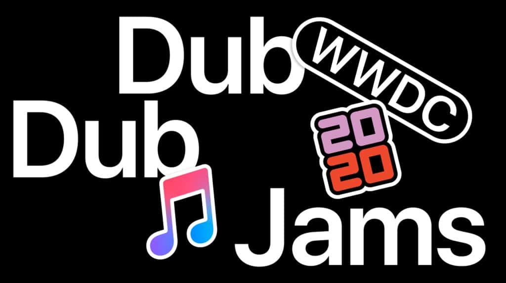 Playlists da WWDC20