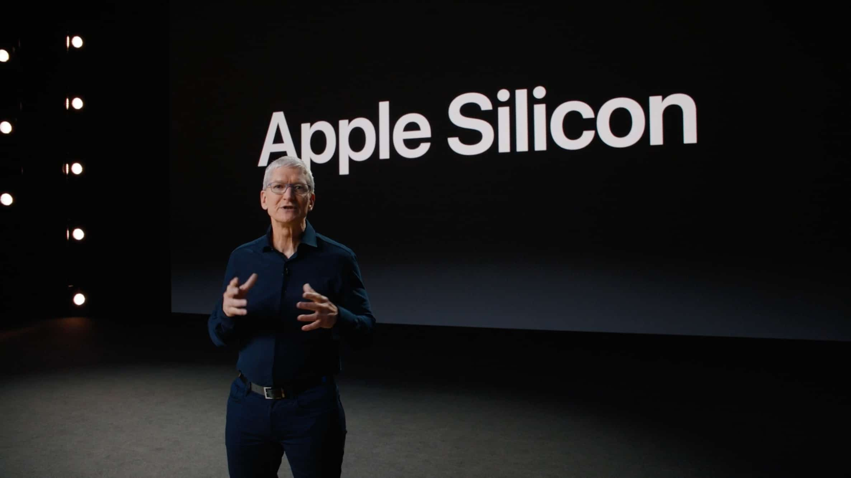 Tim Cook apresenta o Apple Silicon