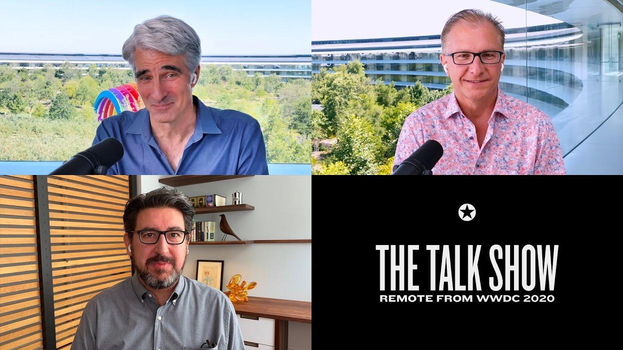 The Talk Show com John Gruber