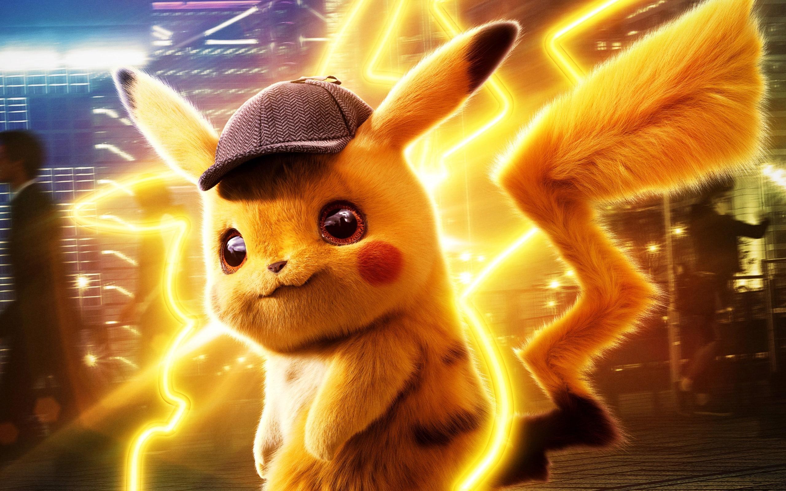 Filme - Pokémon: Detetive Pikachu