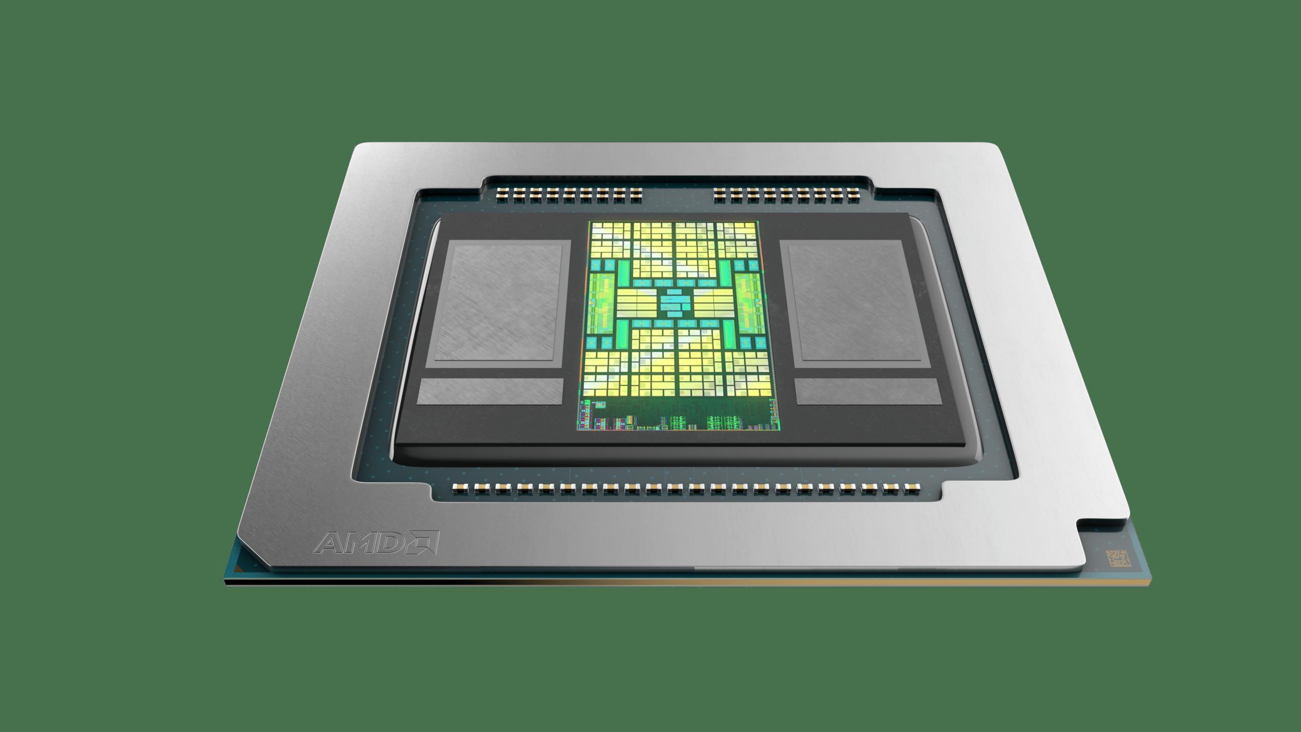 GPU - AMD Radeon Pro 5600M