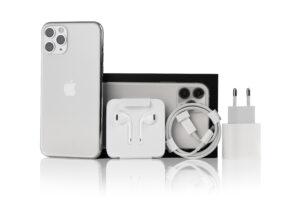 Caixa do iPhone 11 Pro