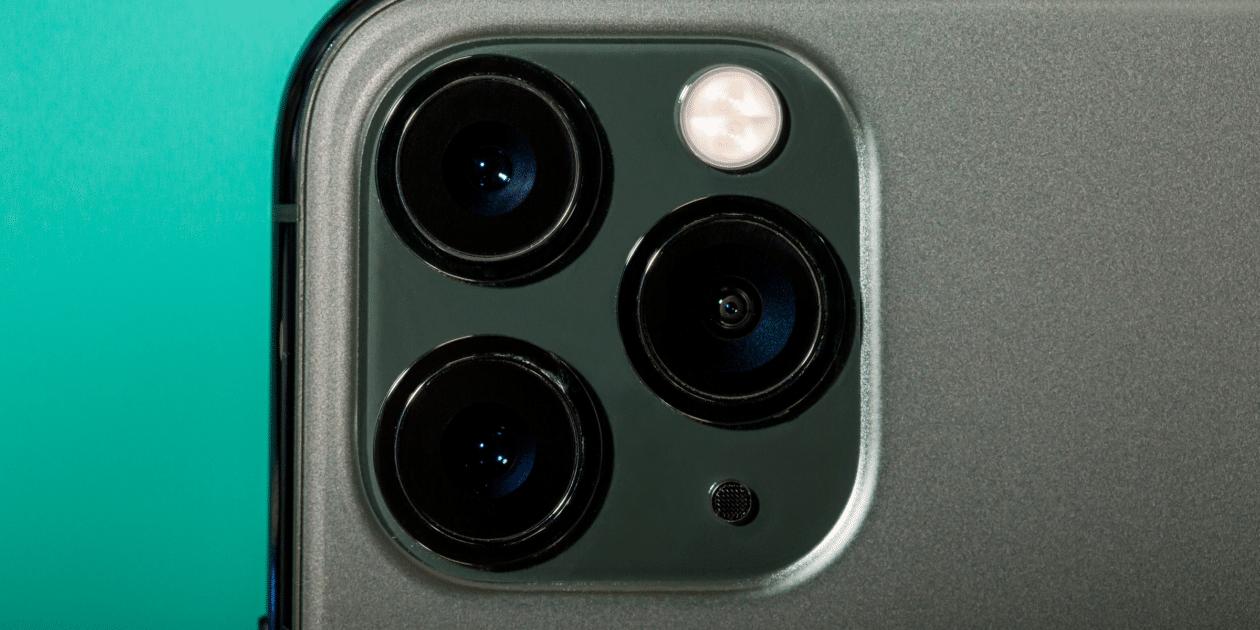 Câmeras do iPhone 11 Pro