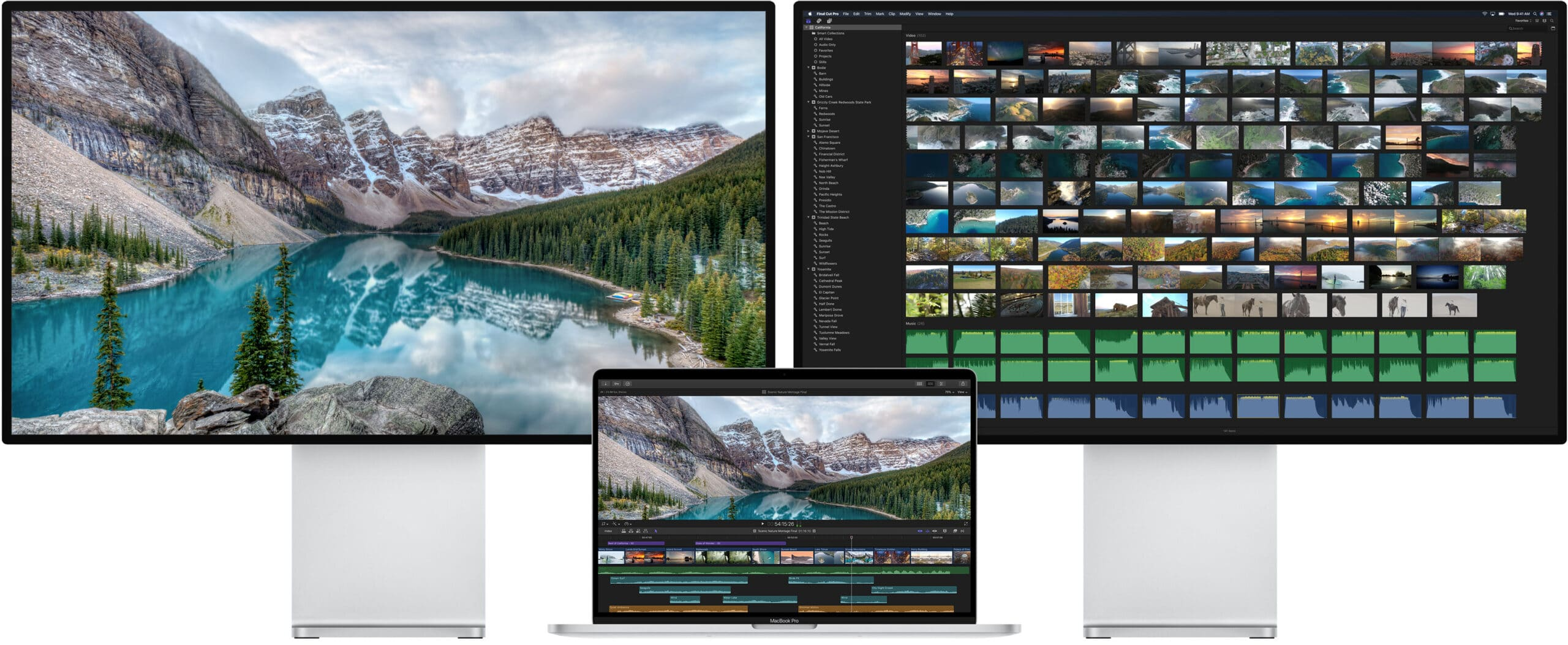 MacBook Pro e Pro Display XDR
