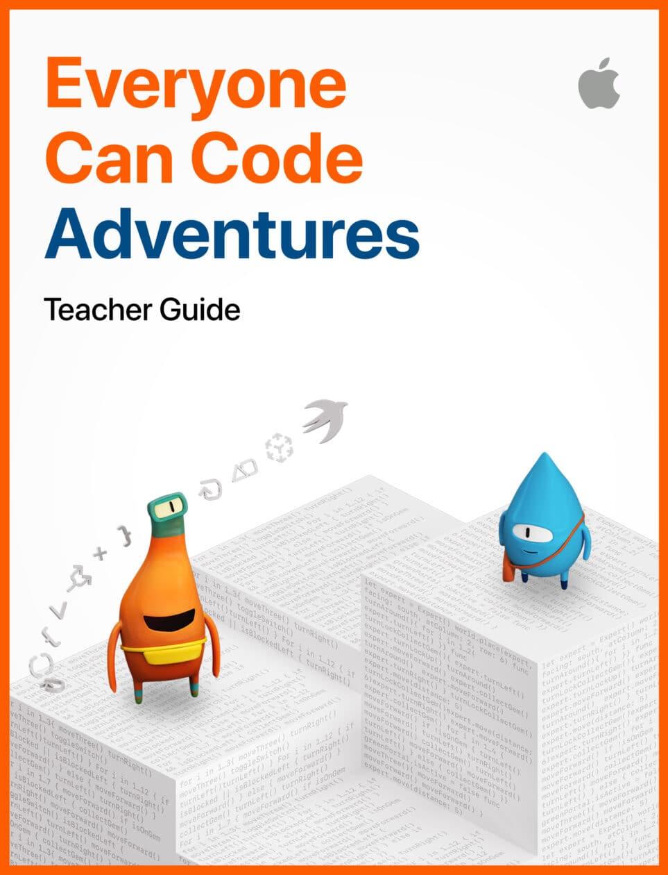 Novidades no ensino de codificação da Apple