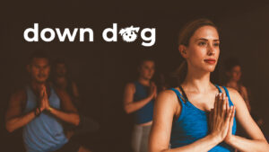 Aplicativo de yoga Down Dog