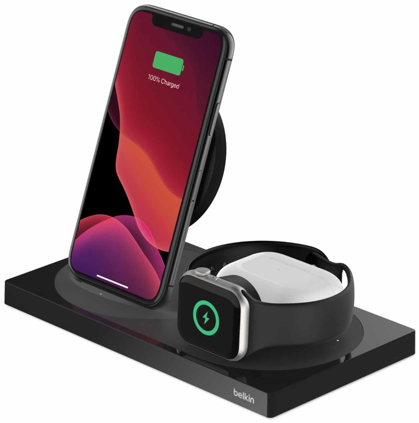 BOOST↑CHARGE™ 3-in-1 Wireless Charger Special Edition