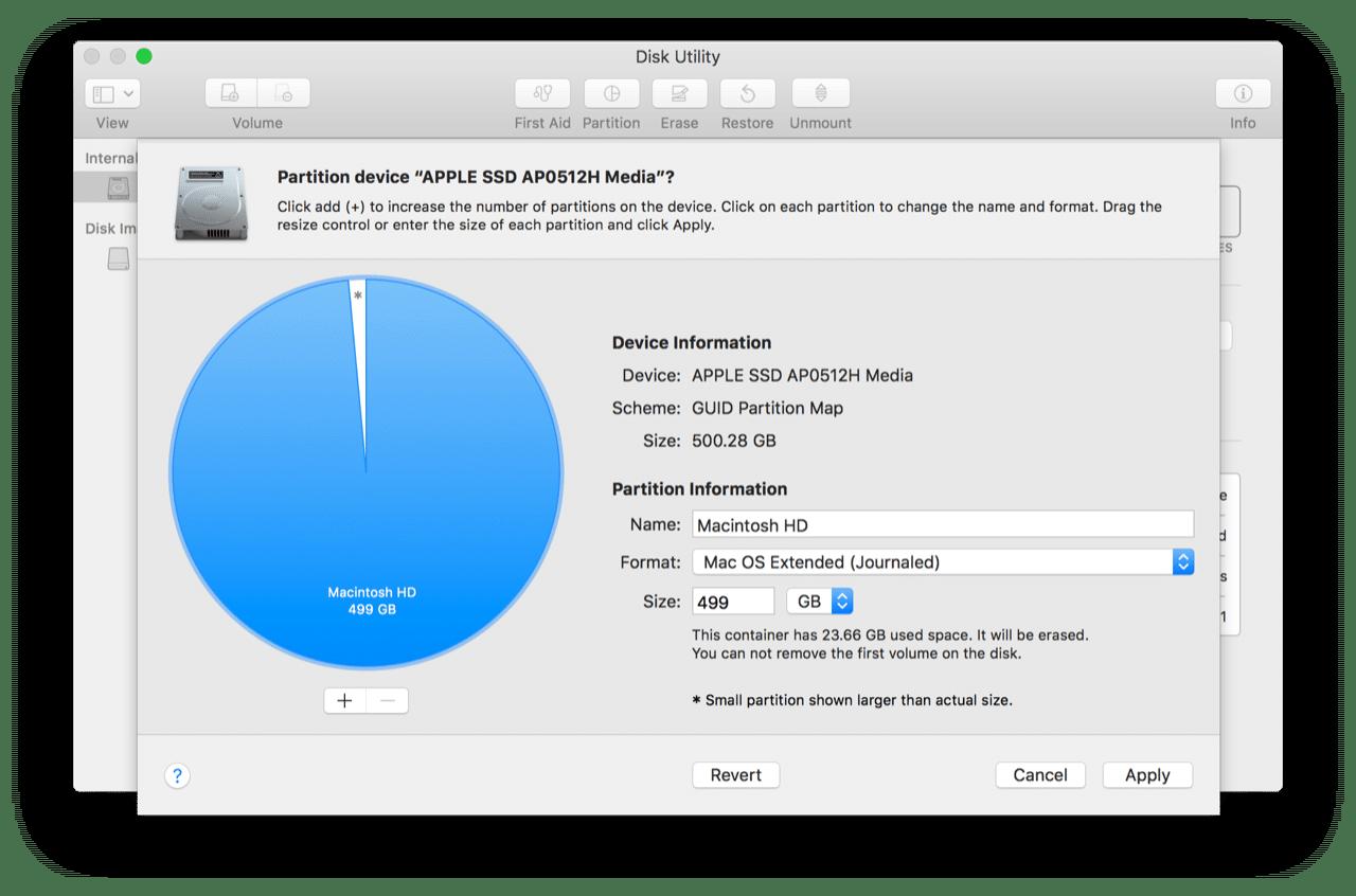 Desinstalando a versão pública do macOS Big Sur