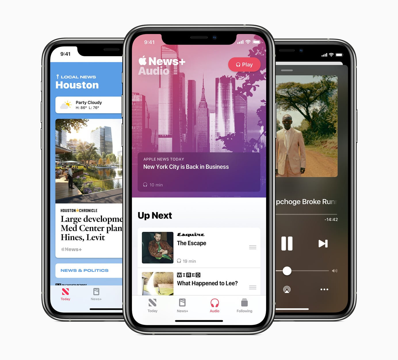 Novidades do Apple News