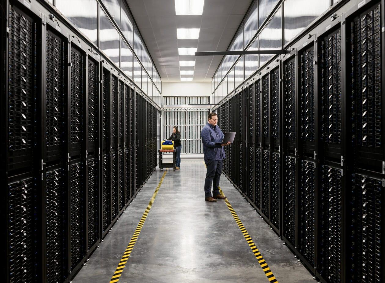 Centro de operações da Apple