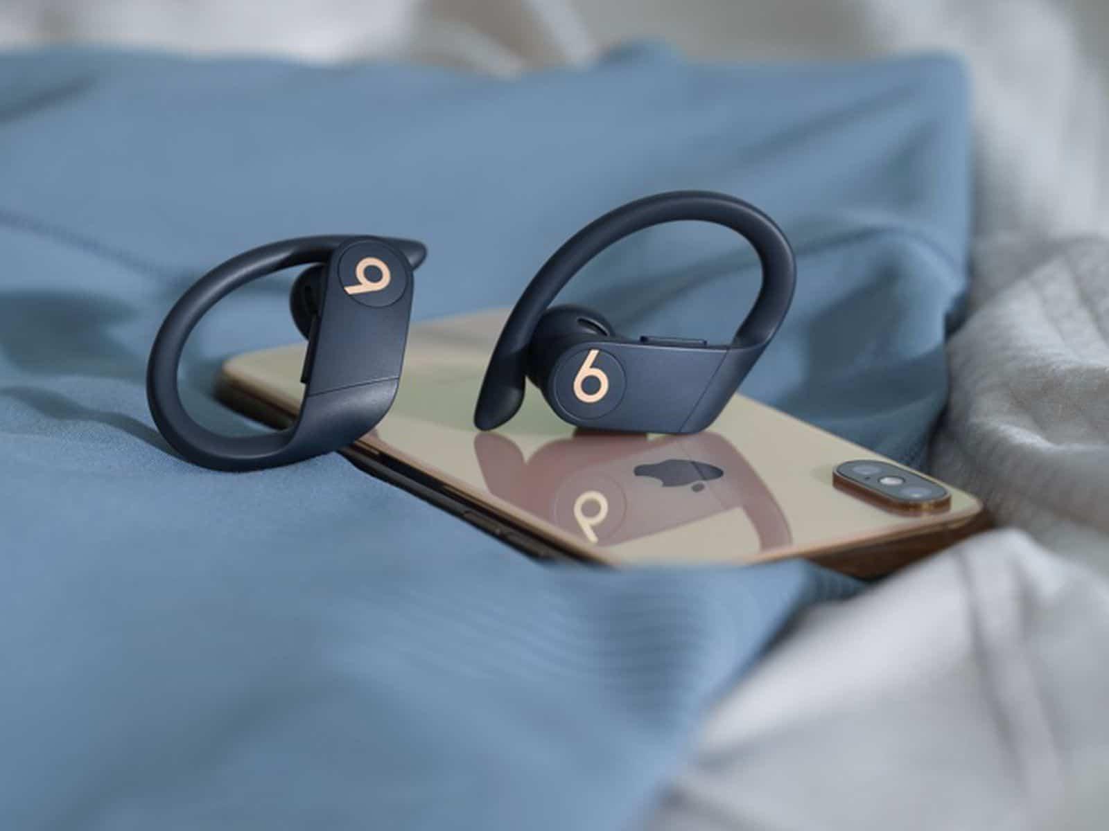 Powerbeats e iPhone