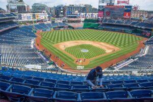 Campo de baseball/beisebol