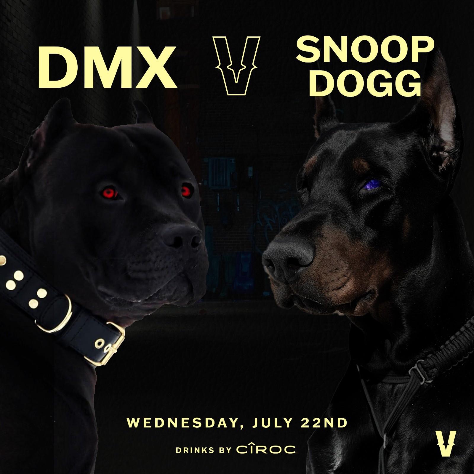Verzuz, batalha de rappers entre Snoop Dogg e DMX no Apple Music