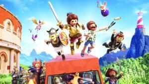 Filme - Playmobil: O Filme