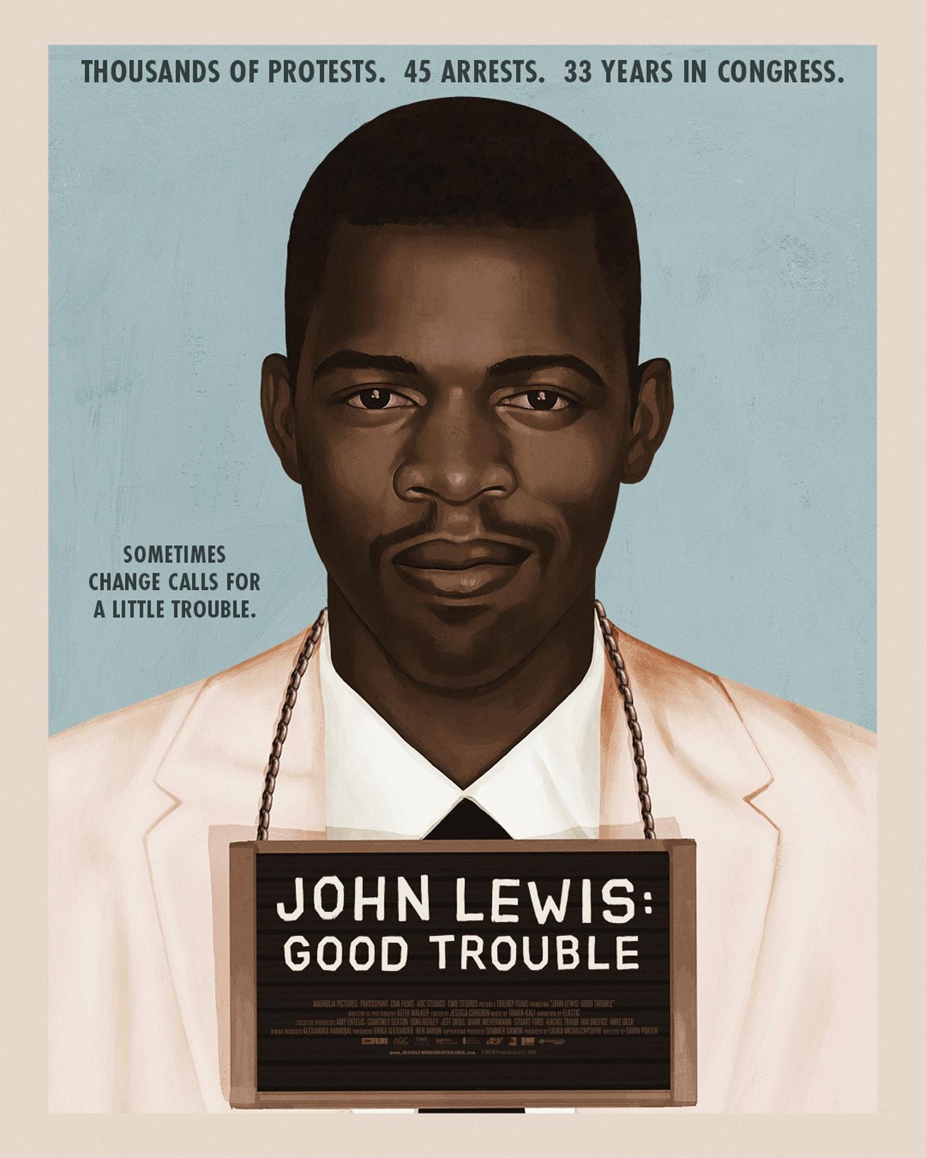 "John Lewis: Good Trouble"""