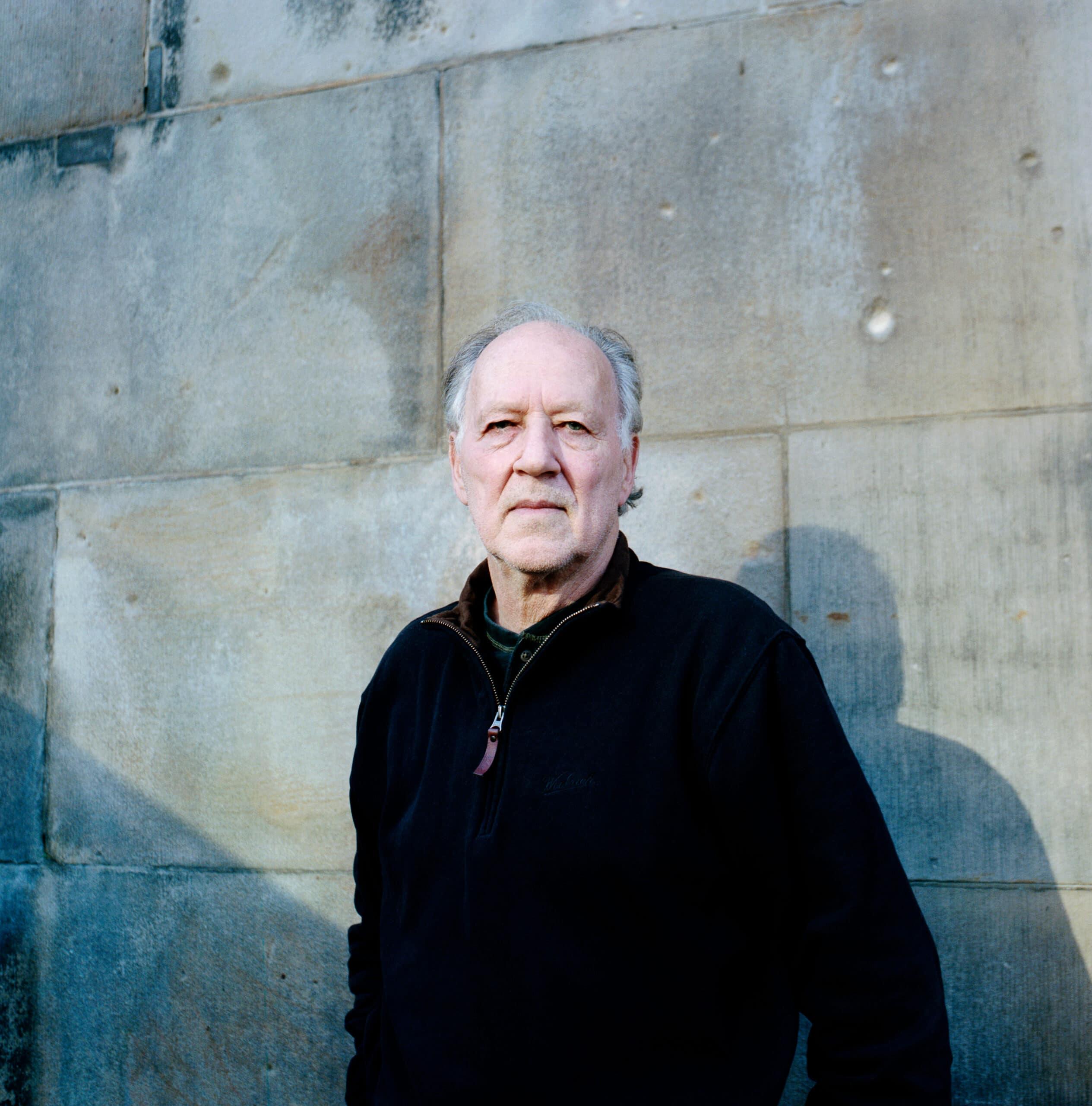 """Werner Herzog, diretor de """"Fireball"""""""