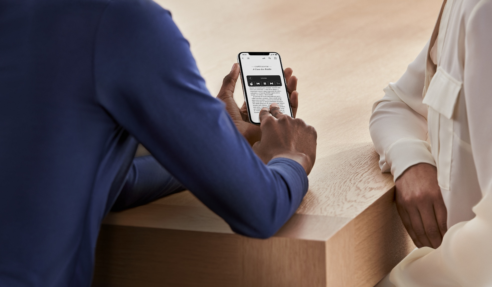 Acessibilidade na Apple