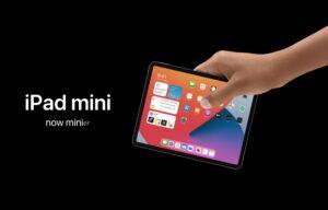 Conceito de iPad mini