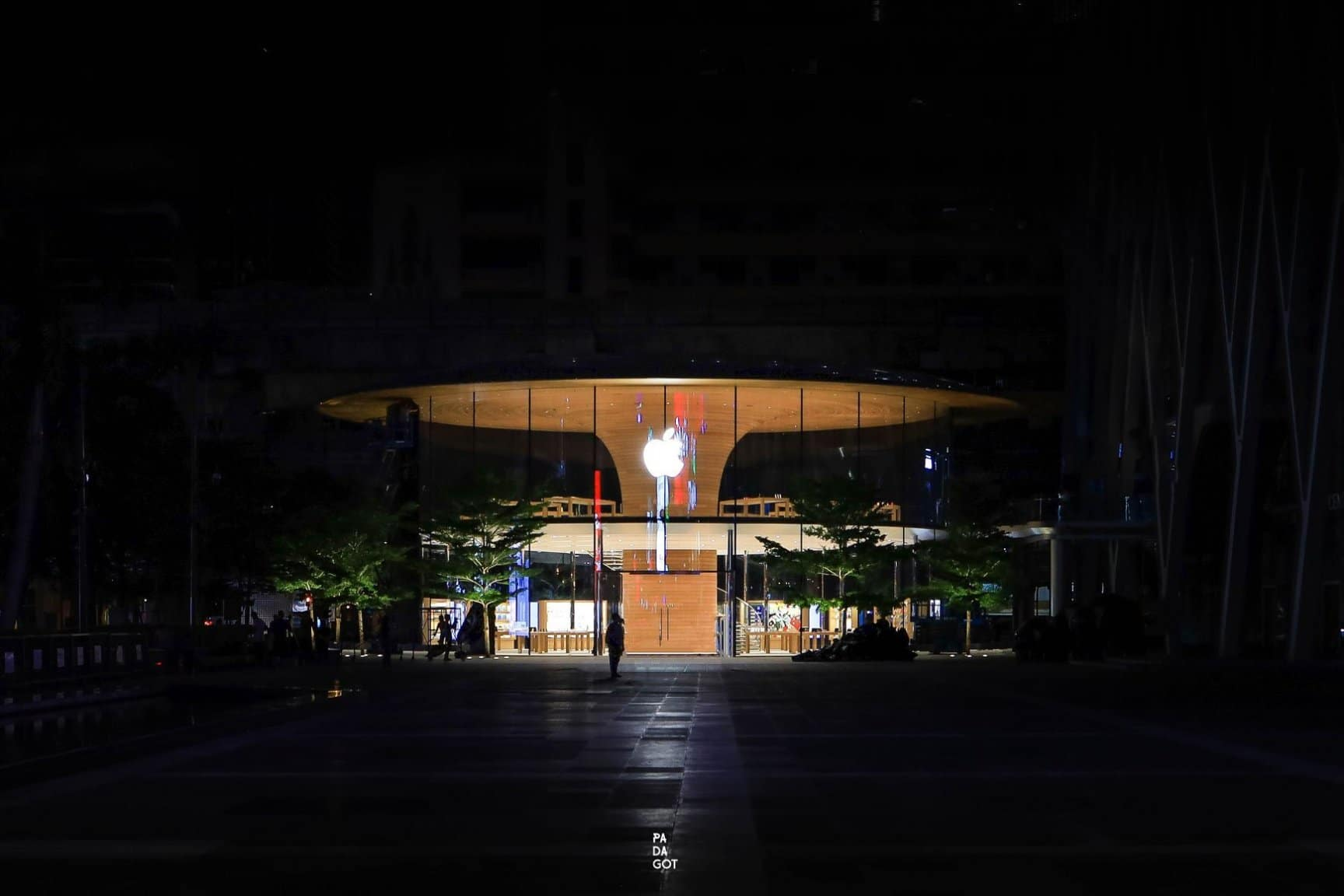 Apple Central World, em Bangkok