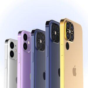 """Conceito de """"iPhone 12"""""""