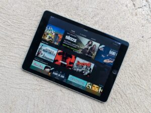 Amazon Prime Video no iPad