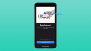 Pagamentos via QR Code no Apple Pay do iOS 14