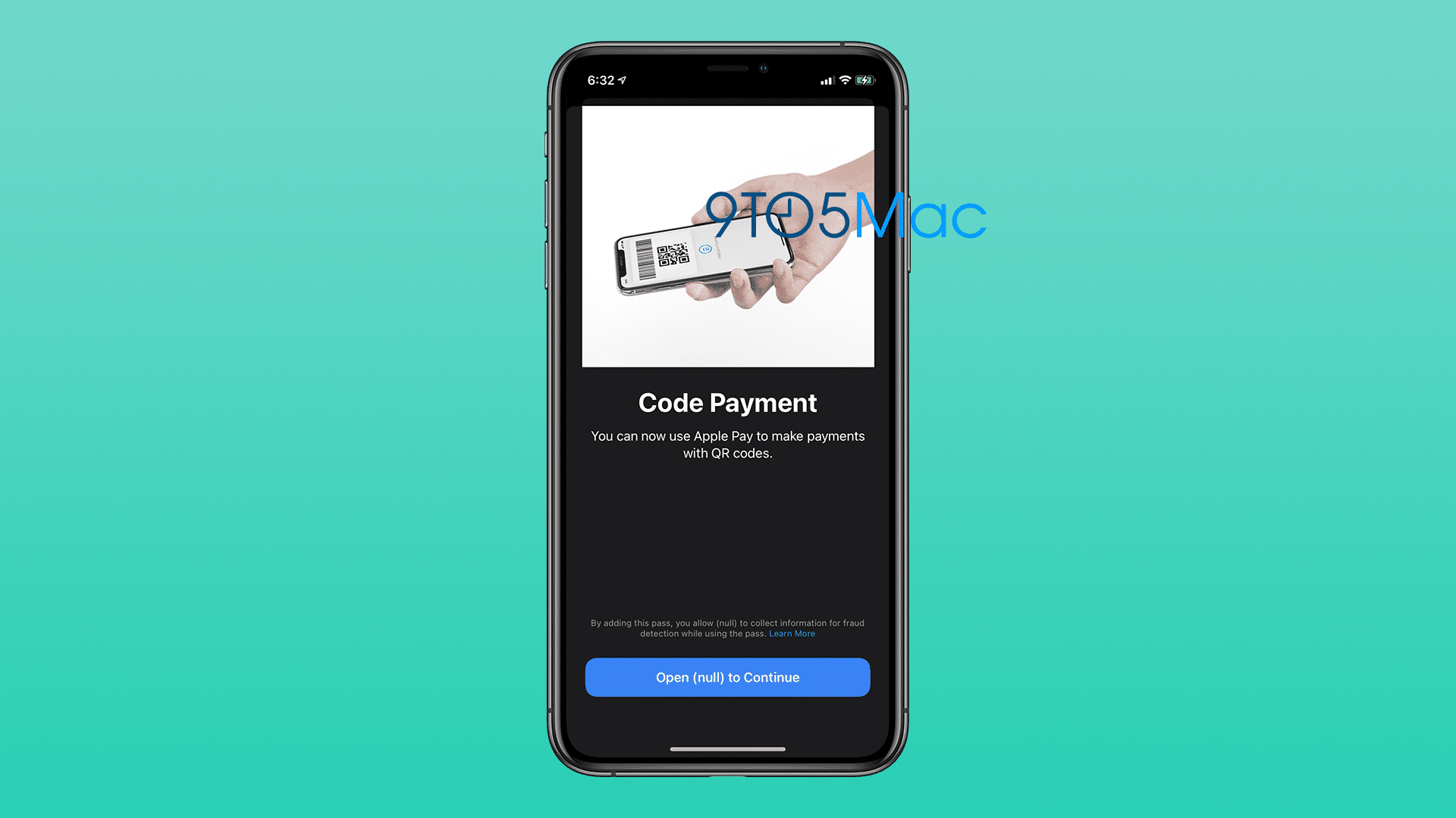 Pagamentos via QR Code no Apple Pay do iOS 14
