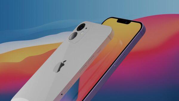 """Render de """"iPhone 12"""""""