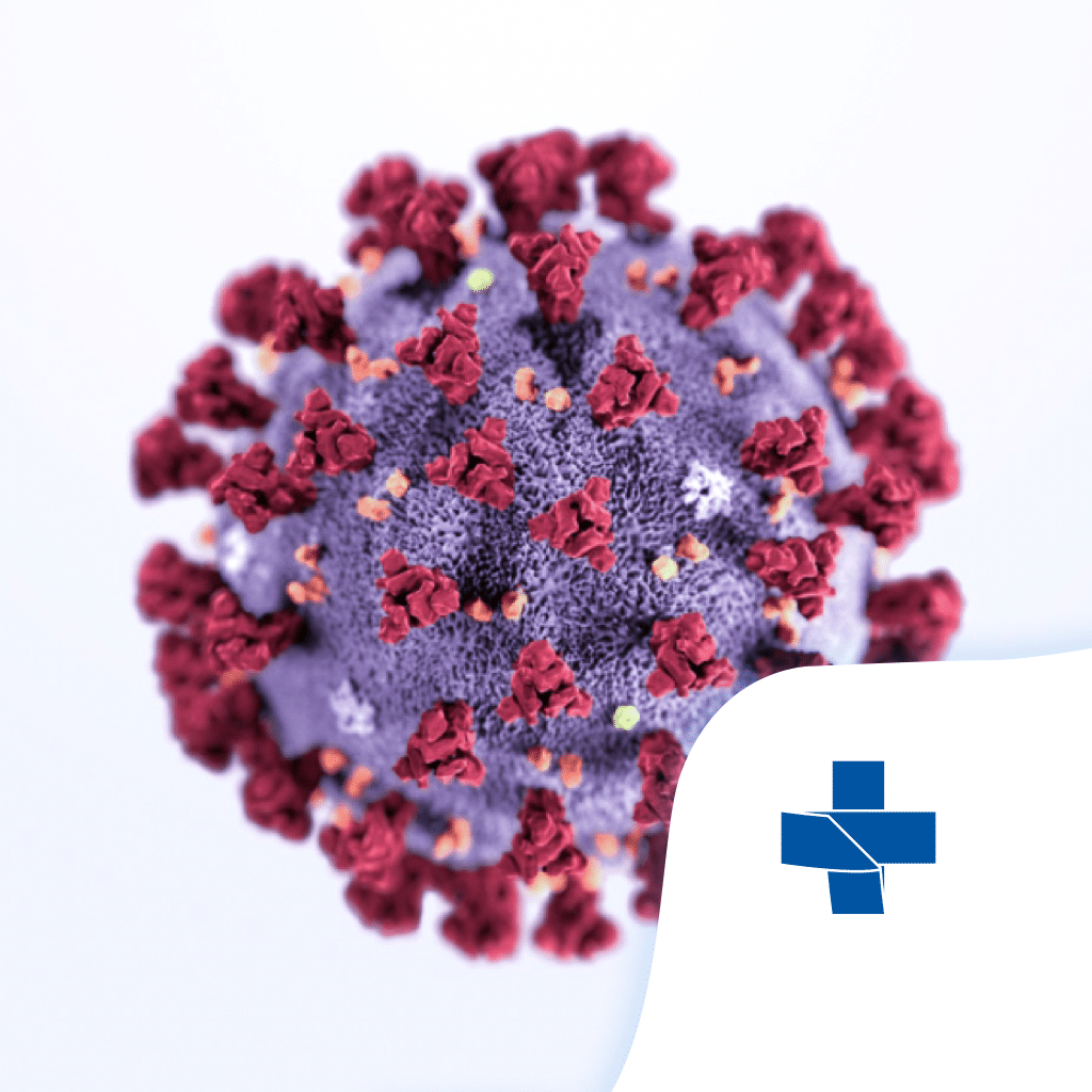 Ícone do Coronavírus - SUS