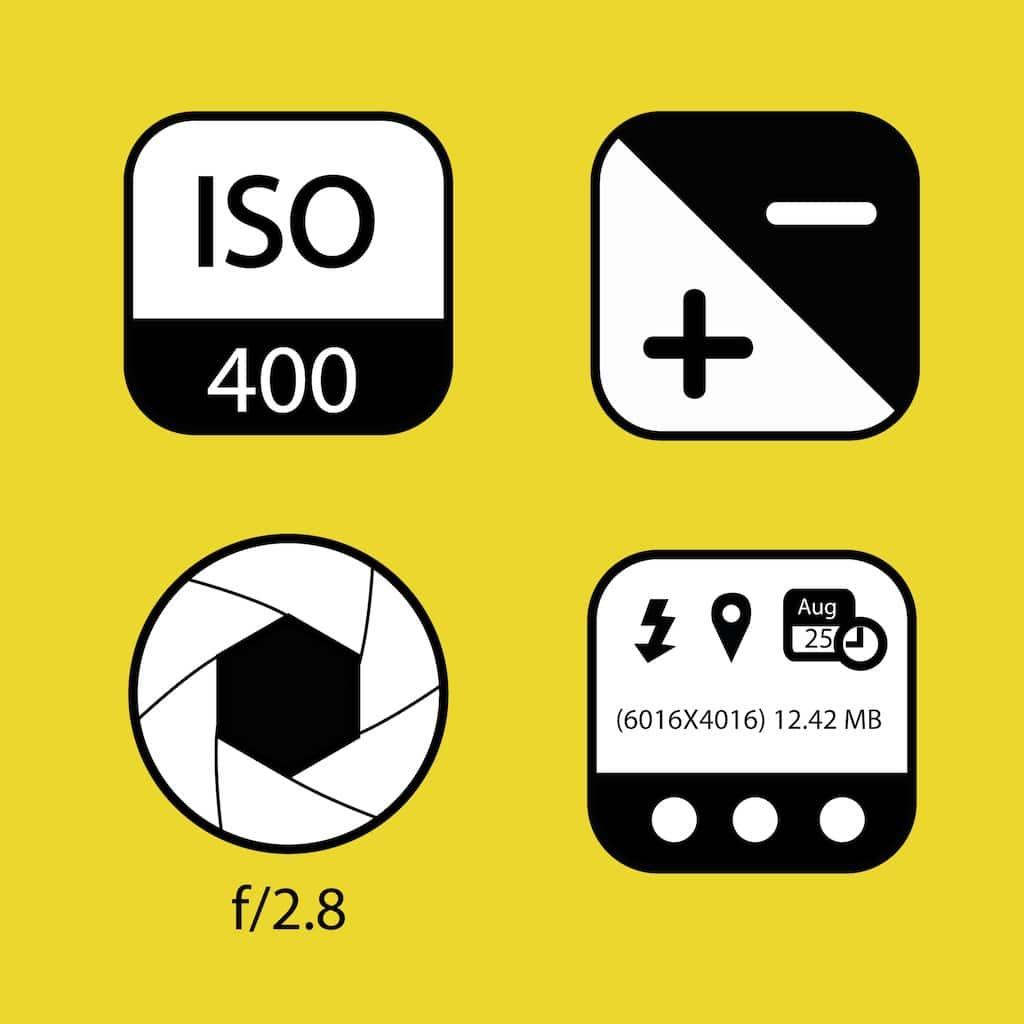 Ícone do app App EXIF Viewer by Fluntro