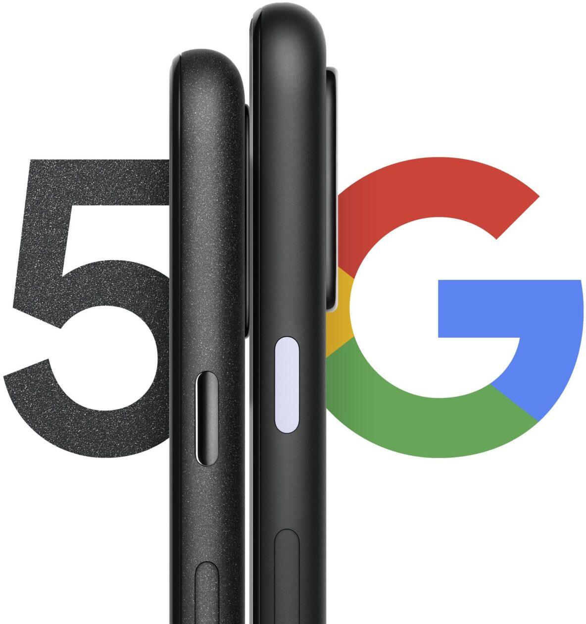 Google Pixel 5 e Pixel 4a 5G