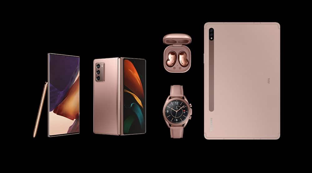 Novidades da Samsung