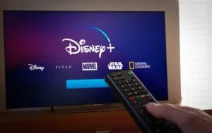 Disney+ na TV
