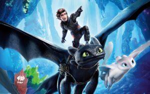 Filme - Como Treinar o Seu Dragão 3