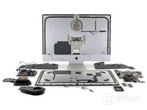 Teardown do iMac
