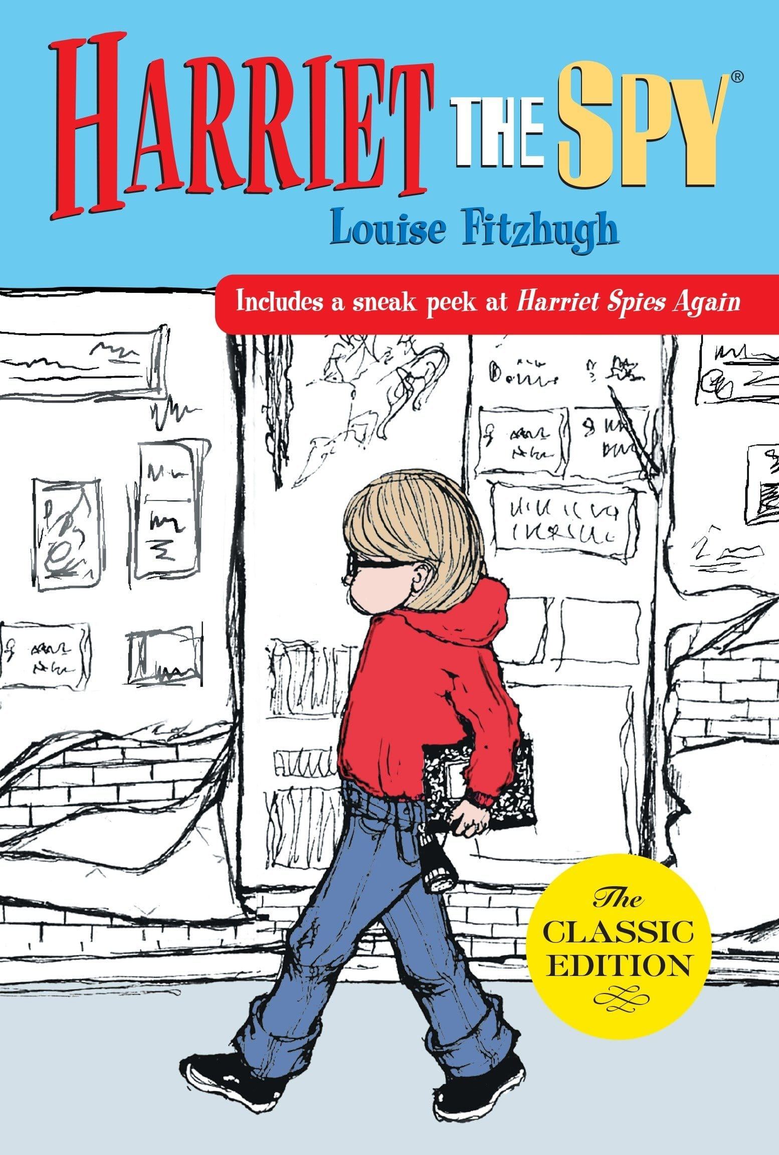 Harriet The Spy (A Pequena Espiã)