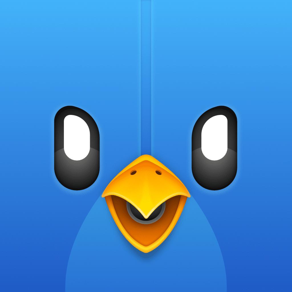Ícone do Tweetbot para iOS