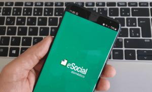 Aplicativo eSocial Doméstico