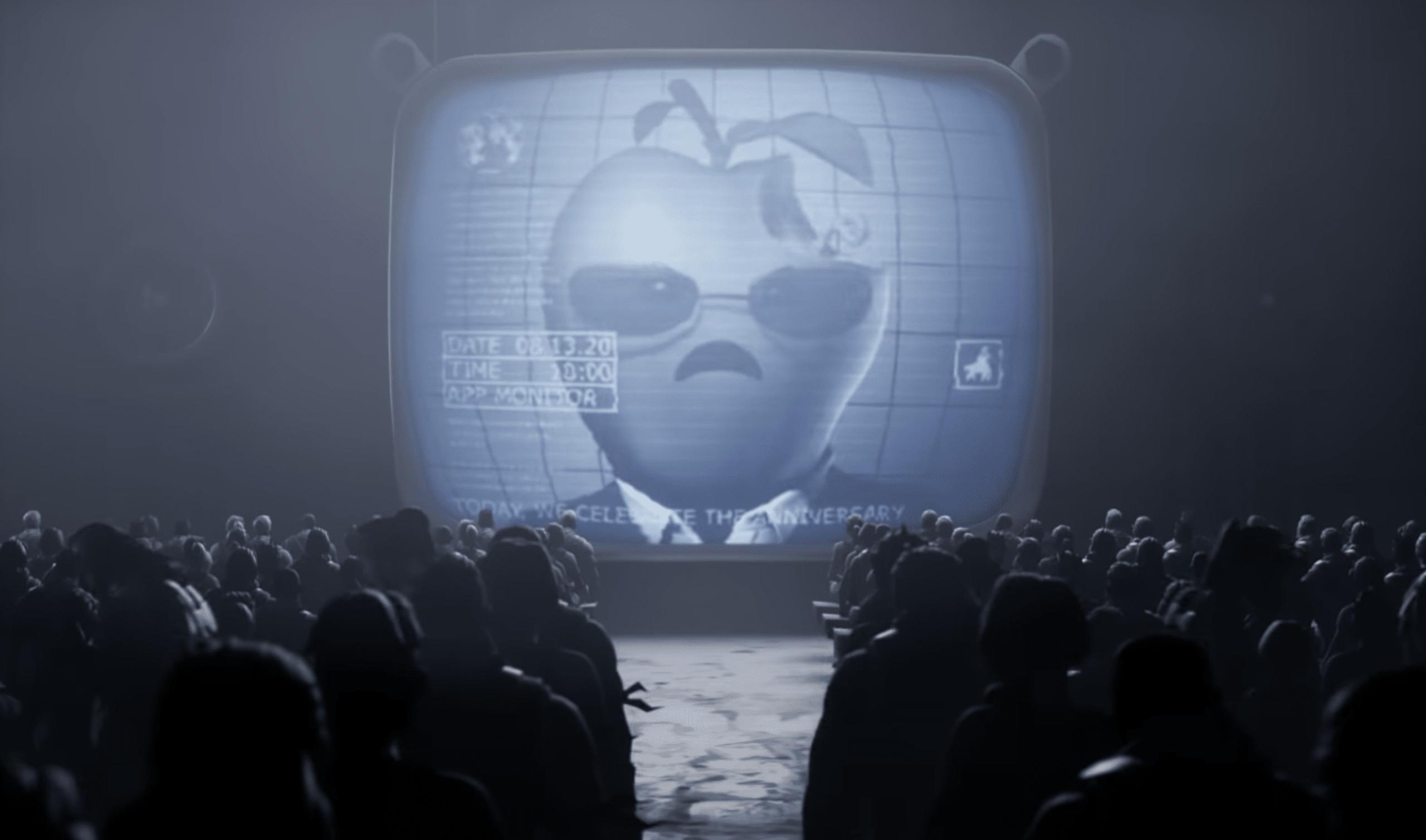 Campanha de Fortnite contra a Apple
