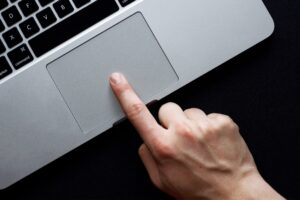 Trackpad de MacBook