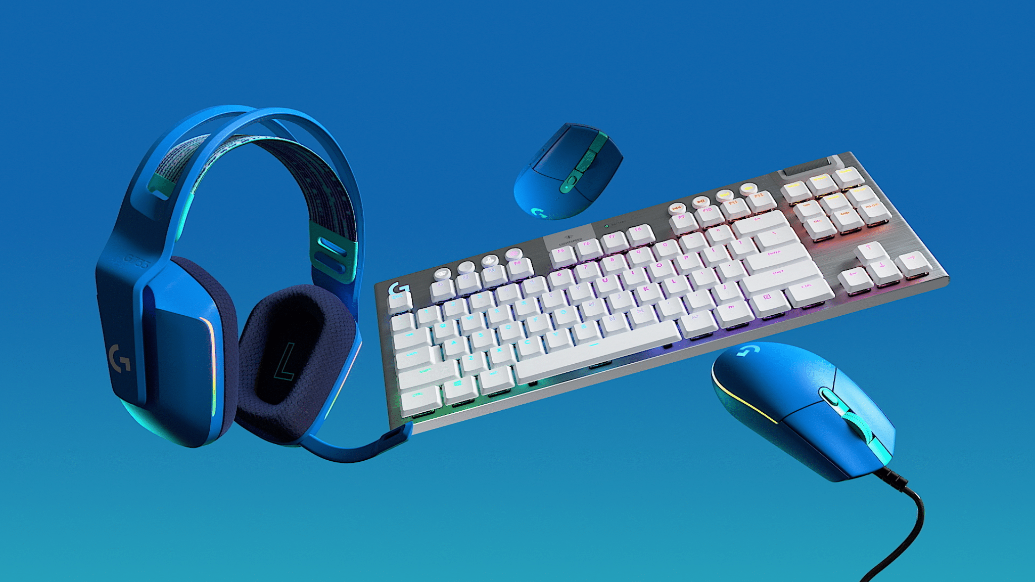 Color Collection da Logitech G