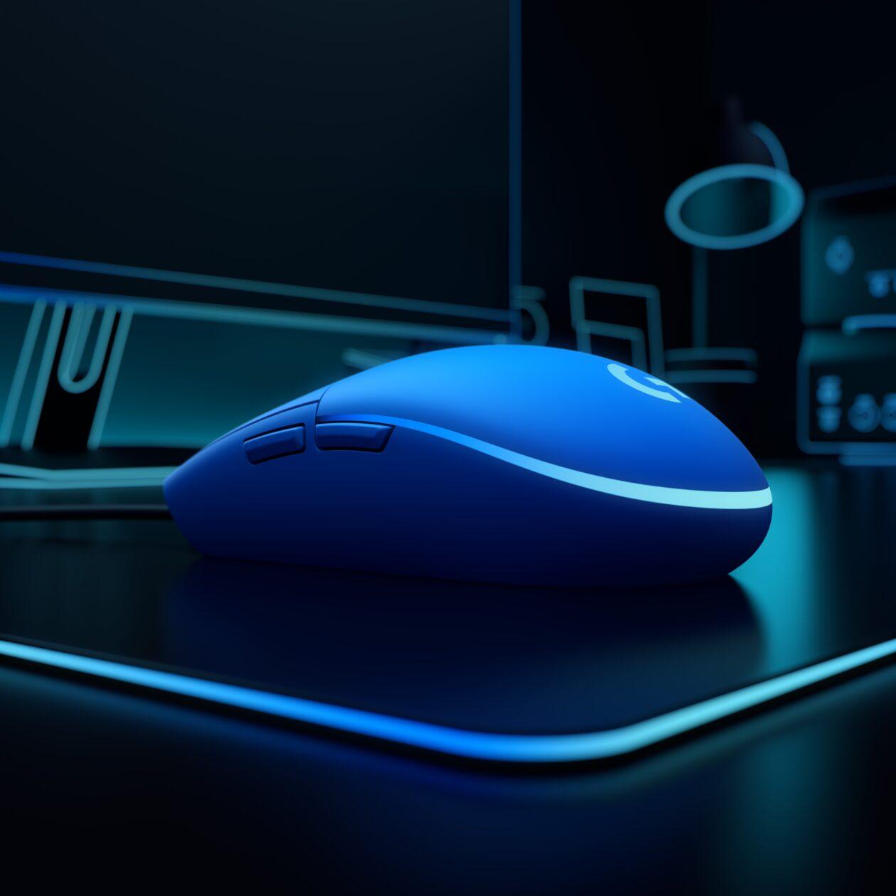 Mouse Logitech G
