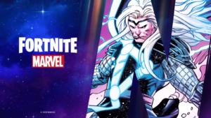 Nova temporada de Fortnite com personagens da Marvel