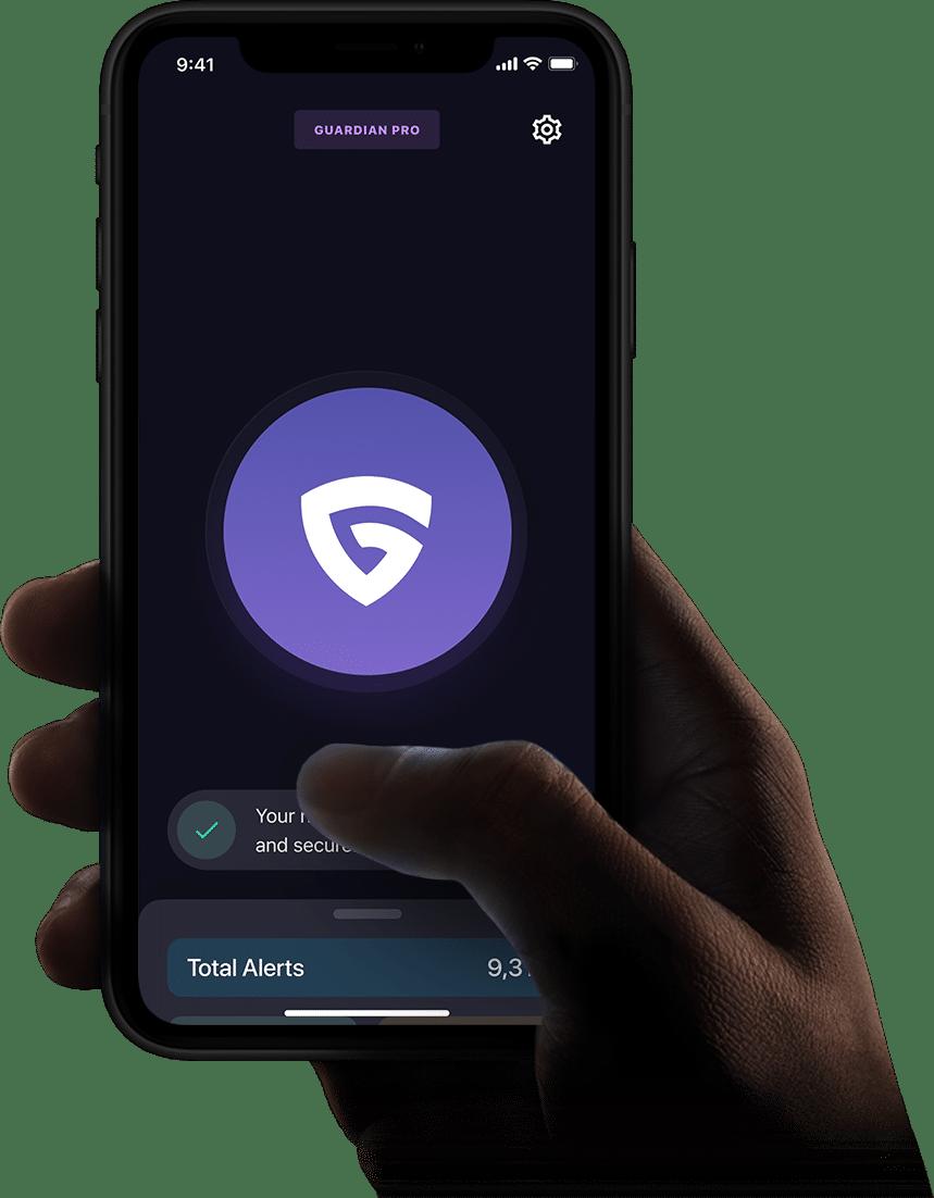 Guardian Firewall + VPN