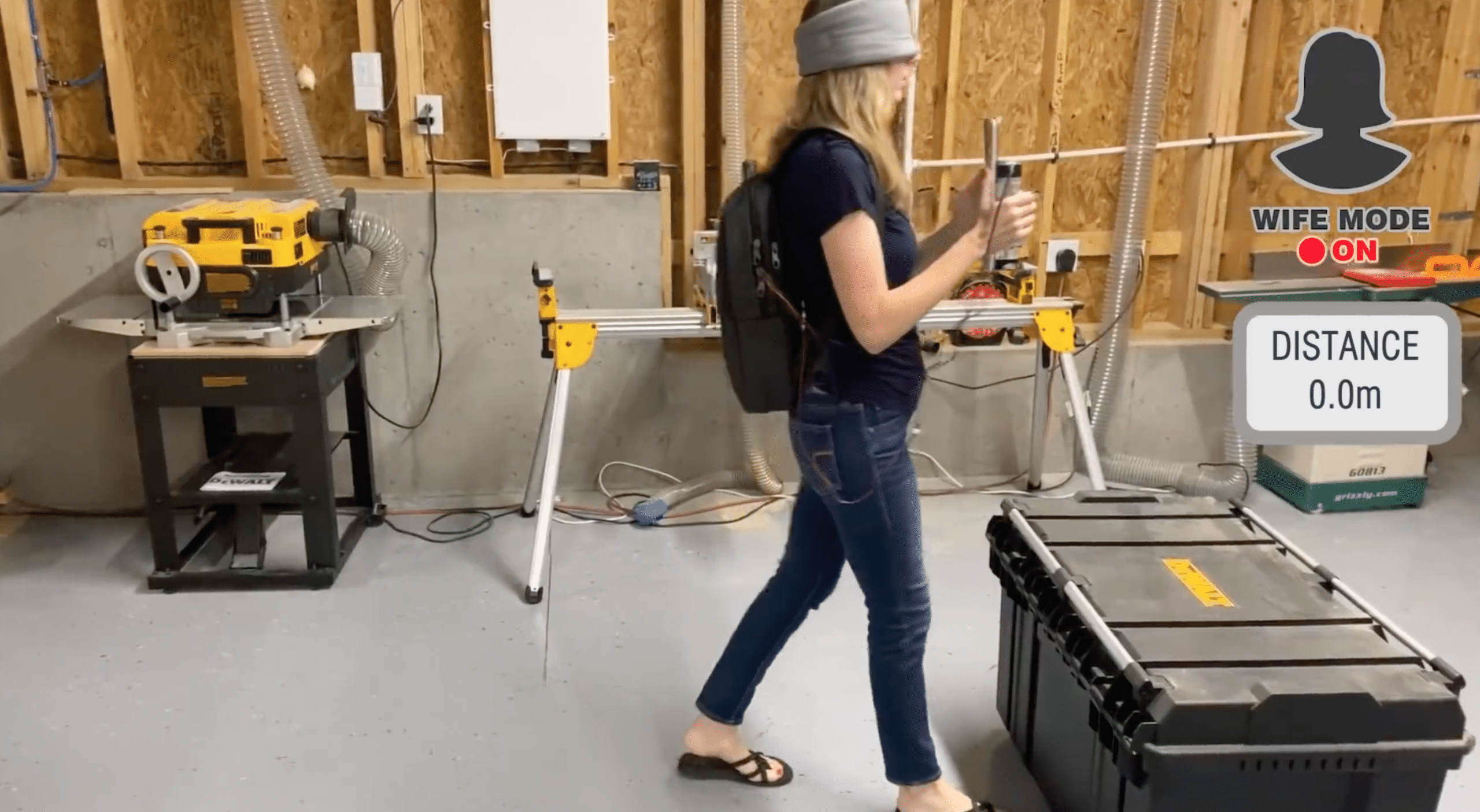 Projeto de retorno tátil de obstáculos com scanner LiDAR do iPad Pro