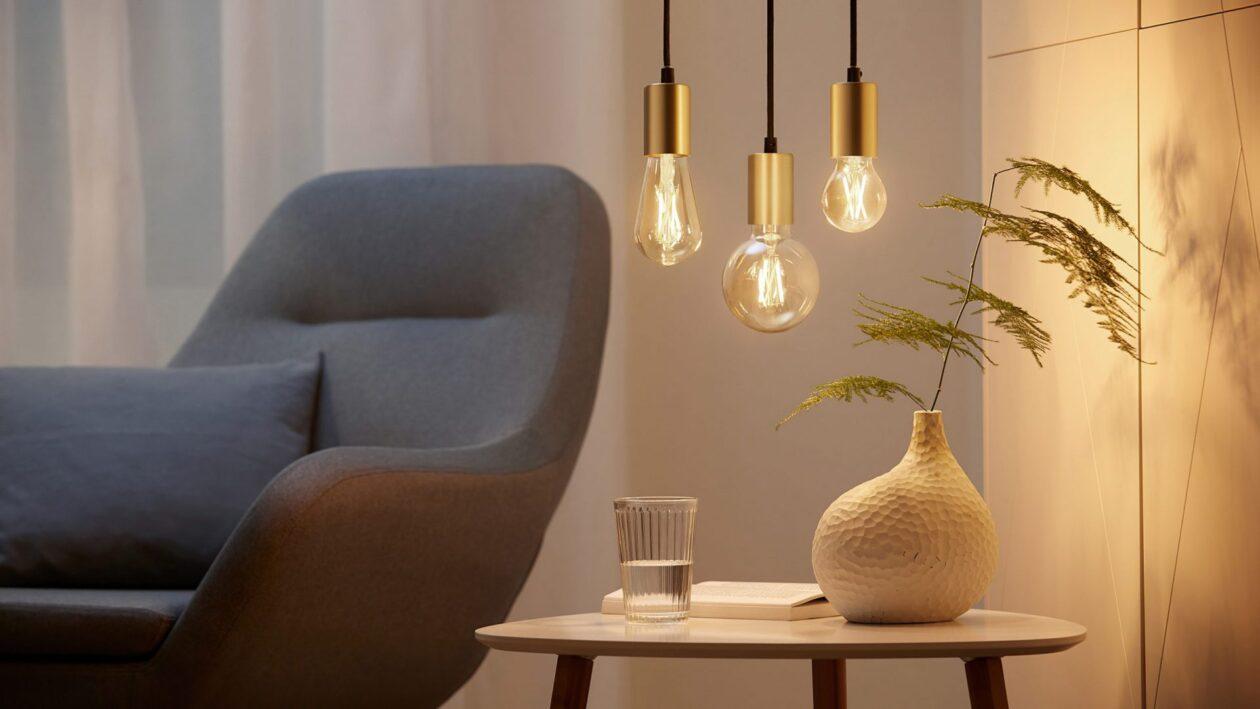 Lâmpadas de filamento Philips Hue