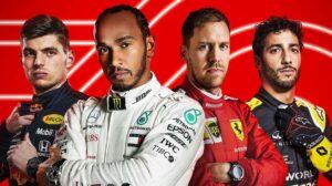 Jogo oficial da F1 para iPhones e iPads